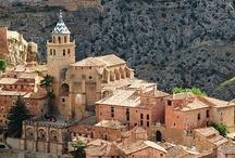 Teruel, Aragón, España (Spain) / Imágenes de Teruel (Aragón, España) y su provincia. / by Turismo en España - Tourism in Spain