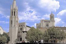 Girona, Cataluña, España (Spain) / Imágenes de Girona (Cataluña, España) y su provincia.