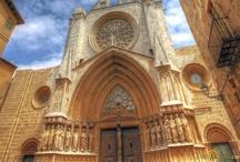 Tarragona, Cataluña, España (Spain) / Imágenes de Tarragona (Cataluña, España) y su provincia. / by Turismo en España - Tourism in Spain