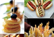 Appetizers / finger foods / by Mary McPhie Perez