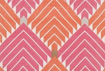 color + pattern / by Kelly Schauermann