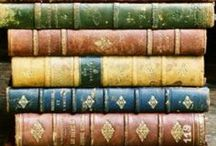 Books / by Xzigalia Ni Siochfhradha