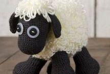 Crafts--crochet, knit etc. / by Jeanne Johnson
