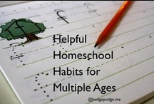 Homeschool Planning / Resources and Organization