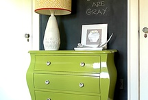 Kennedy Real Estate: Apple Green Decor / by KENNEDY Real Estate