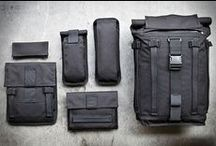 Bags / Bags, backpacks, gear.