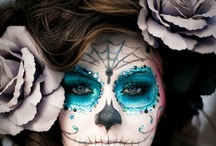 Halloween makeup / by Mary McPhie Perez