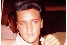 Elvis ~ The King / Elvis Aaron Presley January 8, 1935 - August 16, 1977 / by Laura Adams