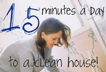 Cleaning Tips / by Kerry Hamilton