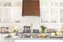 kitchens / kitchen reno dreams.  #homedecor #interiordesign #rusticmodern #bold #design #style #home #interior #living #kitchen #reno