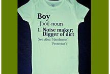 My nephew! / Bri and Troy's baby / by Nicole McCoy