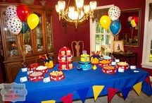 Joshua's Party
