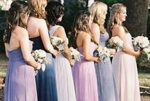 Bridesmaid dresses / Looks para madrinhas de casamento  / by Mariana Bitencourt