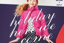imagine your holiday / a limited edition collection of pint-sized favorites and perfect gifts available thursday, october 30th in select gap stores and at gap.com / by kate spade new york