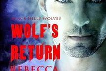 Black Hills Wolves / Black Hills Wolves line of shifter romances from Decadent Publishing.