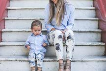 Mom and Son! / by Mariana Bitencourt