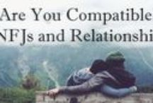 Personality Type and Relationships / Relationship tips dealing with every Myers Briggs® type!