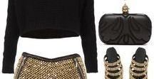 looks to love / Wardrobe Capsules, complete looks, outfits put together to inspire...