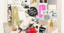 creative boards / mood boards  layouts  inspirations