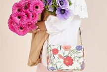 bloom bloom / we're celebrating the joys of spring with a garden of florals