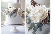 Cakes- Wedding / Cake Inspiration
