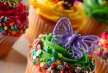 Leah's cupcakes / Cool cup cake photos