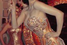burlesque cloths