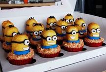 Minions Cakes And Bakes / The Great Minion Bake Off! We've collected all the best Minions inspired bakes on Pinterest!