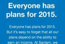 Sanlam for Graduates / Amazing plans for next year, super excited.