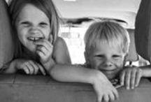 Kids@Wolwedans / Kids having a good time in the desert
