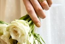 The Wedding Collection / You can't wear your wedding dress forever but you can wear your wedding day jewellery long after your big day. Inspiration for those all-important jewels.