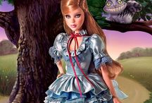 Leah's Barbie board