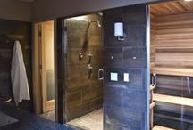 Decor: Home Sauna/Steamroom