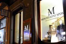 Monteleone Sposi / Atelier Abiti Sposo e Sposa