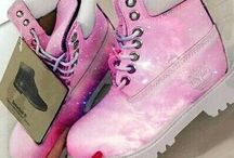 BEAUTIFUL GALAXY SHOES!♥♡♥