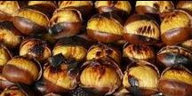Castanyada - Chestnut Festival / A traditional Catalan Chestnut Festival is called a Castanyada