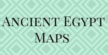 Maps - Ancient Egypt