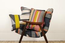 Geometric Homewares / Bauhaus inspired items for the home, geometric interior design