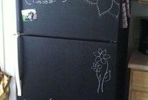 Chalkpaint board, freeprintable / by Anna Zoroa