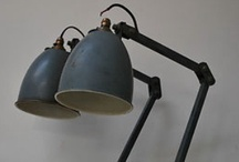 Lighting / Exceptional statement lighting from pendant showstoppers to vintage task lights. Quirky original lighting.