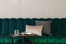 Commercial Design: Cool Stores & Spaces - Interiors Inspiration / Inspirational commercial design as a sourcebook to inspire domestic interior design