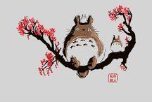 Studio Ghibli / by Baka Onna