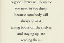 Books... Sayings / by Virginia LeBrun