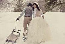 Nunti de Iarna / #Tinute, #accesorii, #invitatii si #inspiratie pentru #nunti de iarna