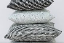 Cushions to scatter / Selection of great cushions with fabulous design to make an impact in interior schemes