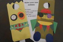 HPL Crafts for children