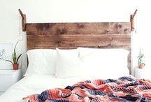 Tribal bohemian decor / Tribal bohemian Native American home decor and styling ideas