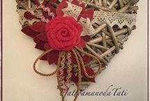 Wreath/corone,ghirlande