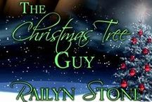 The Christmas Tree Guy / You can't put a color on love. Who doesn't dream about their book becoming a movie? If my debut novel coming out in November 2014 was ever to be put on film, this is the cast I envisioned.