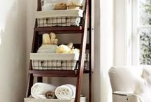 Bathroom Organization Ideas / Time to get organized! #Wichitafalls